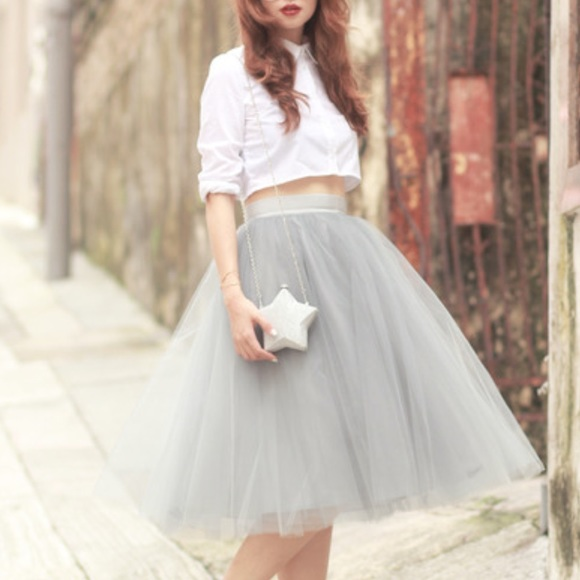 ac2f77b6a2 Boutique Dresses & Skirts - ✨HOST PICK ✨pretty tulle skirt